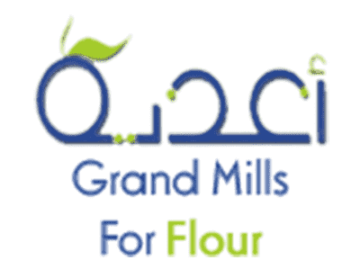 Grand mills for flour